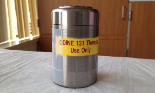 Терапию радиоактивным йодом в больнице можно пройти бесплатно