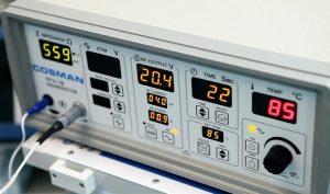 Радиочастотная термодеструкция
