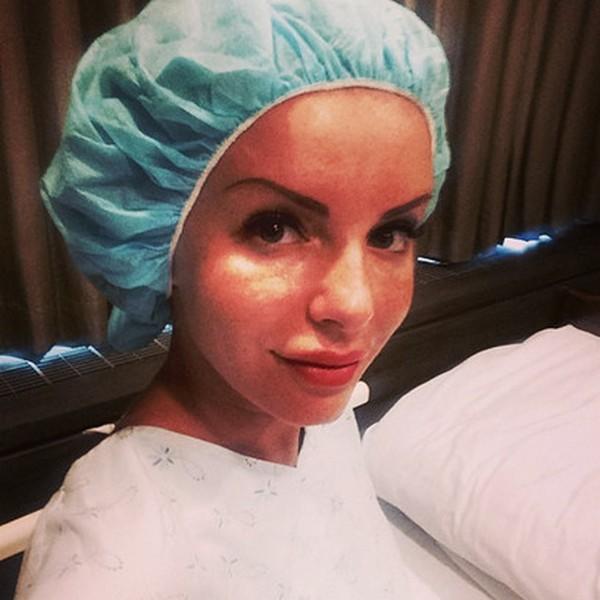 Юлия Волкова смогла победить рак щитовидной железы