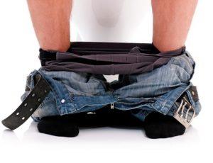 После проведения лучевой терапии у мужчины может возникнуть расстройство пищеварения