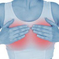 Виды и причины болей в груди