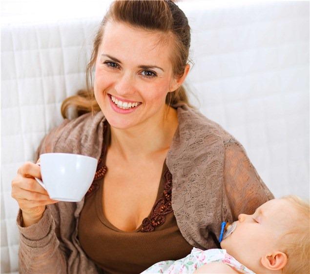 Реакция ребенка на кофе непредсказуема