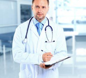 По результатам проведенного анализа секрета простаты врач ставит пациенту диагноз
