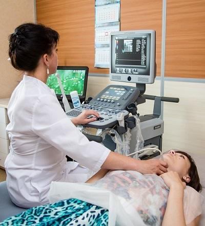 Перед проведением лечения назначается УЗИ щитовидки