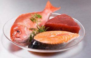 Морская рыба в рационе поможет восполнить недостаток гормонов щитовидной железы