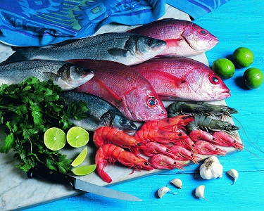 При гипофункции необходимо увеличить количество рыбы и морепродуктов в рационе