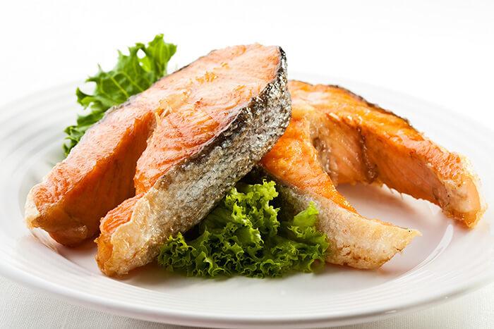 Рыба содержит полезные микроэлементы и жирные кислоты