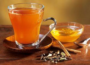 Основным ингредиентом сбитня является мед