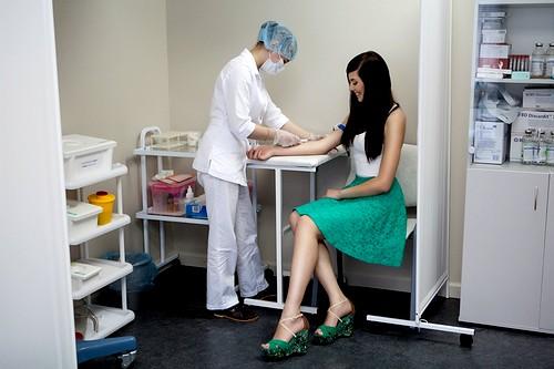 Чтобы определить соотношение гормонов, необходимо сдать анализ крови