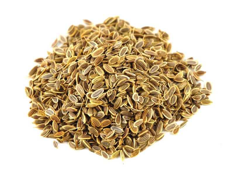 Семена укропа помогают устранить воспалительные процессы и вывести шлаки