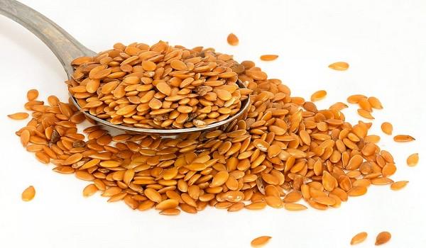 Семя льна - хороший помощник для усиления лактации
