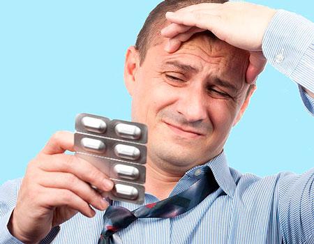 Причиной мастопатии у мужчин является дисбаланс гормонов
