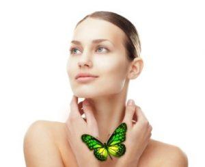 Щитовидная железа отвечает за протекание обменных процессов у женщины
