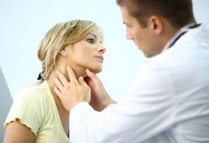 Узловые образования щитовидки доставляют дискомфорт