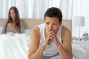 При простатите у мужчин отмечается слабость эректильной функции