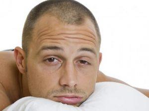 После проведения биопсии простаты может появиться слабость и сонливость