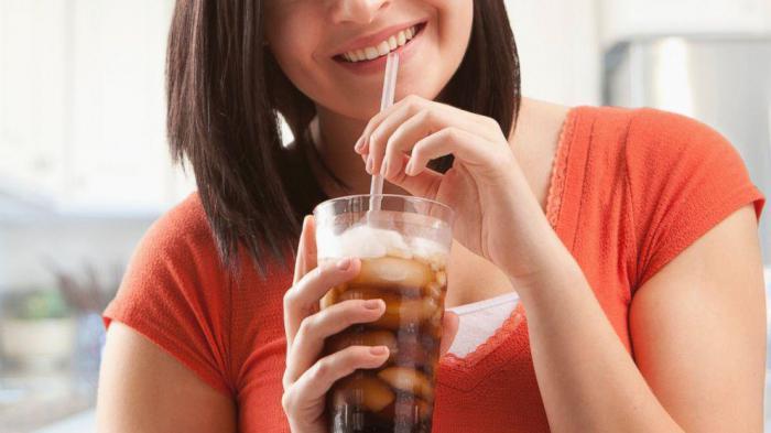 Накануне сдачи анализов необходимо отказаться от сладких напитков