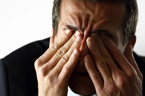 У пациентов появляются проблемы с концентрацией зрения