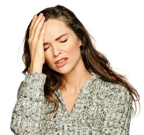 Стресс может стать причиной развития аденоза