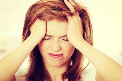 Кормящая мама должна избегать стрессов