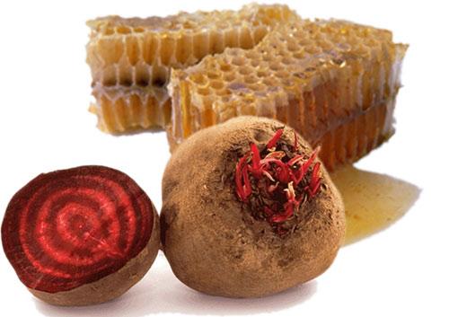 Компресс из свеклы и меда снизит болезненность