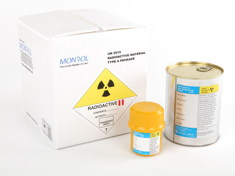 Гипофункция может появиться врезультате лечения с использованием радиоактивного йода