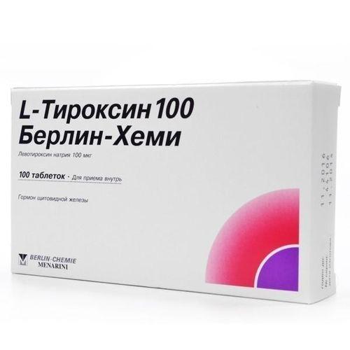 Лечение гипертиреоза проводится с помощью препаратов на основе тироксина