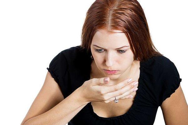 Пациенты страдают от тошноты и рвоты