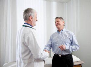 Для назначения лечения при простатите следует обращаться к врачу