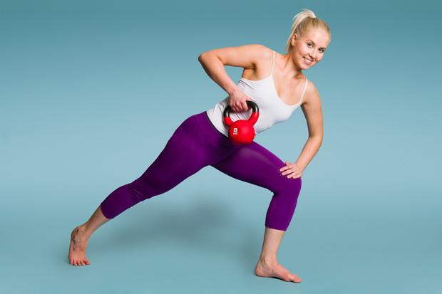 Тренировки с гирями могут вызвать маточное кровотечение