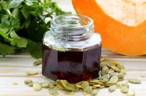 Тыквенное масло для лечения простатита употреблять внутрь