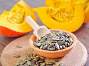 Тыквенные семени устраняют симптомы простатита