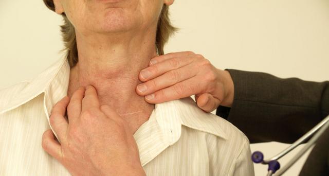 Патологии щитовидки часто появляются в преклонном возрасте