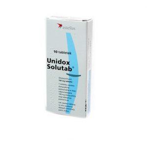 Юнидокс Солютаб может использоваться в форме таблеток или инъекций