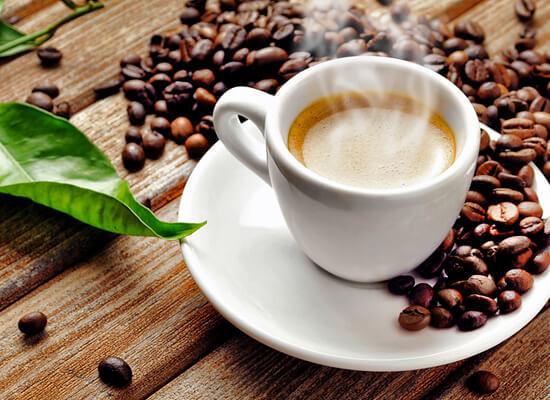 Кофе можно пить в умеренных количествах