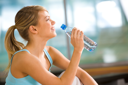 Важно употреблять достаточное количество жидкости