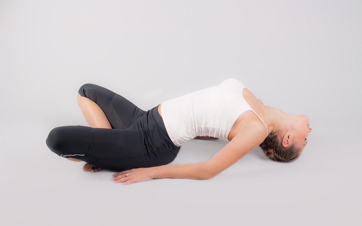 Йога стимулирует кровообращение