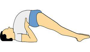 Для профилактики простатита выполняются упражнения Кегеля