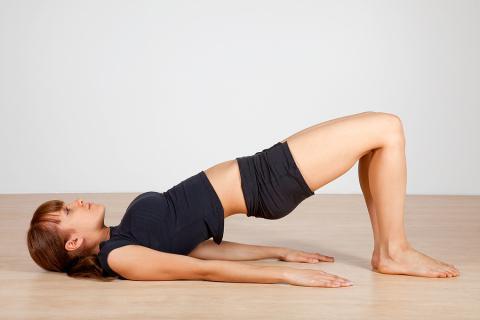 Для борьбы с геморроем используются специальные физические упражнения