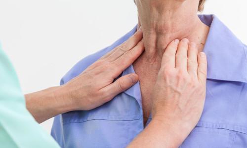 Ультразвуковая диагностика показана при увеличении любой доли щитовидной железы