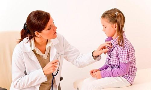 Увеличение щитовидки у ребенка может повлечь за собой задержку развития