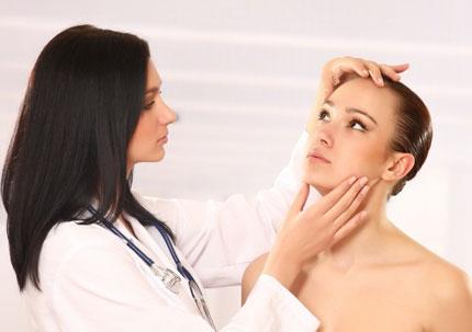 Увеличение щитовидной железы редко диагностируется на ранних стадиях