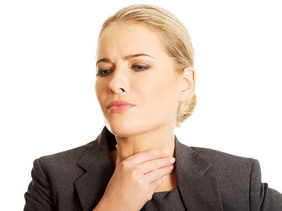 Щитовидная железа может увеличиваться в размерах после перенесенной травмы