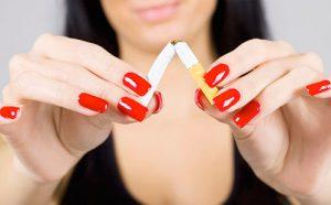 Вредные привычки провоцируют заболевания щитовидной железы