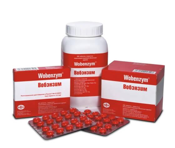 Вобэнзим назначают женщинам для нормализации гормонального фона