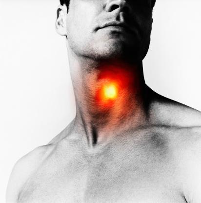 Развитие гипертиреоза зачастую связано с воспалительными процессами в щитовидной железе