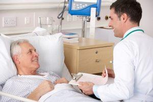 После операции ТУР аденомы простаты следует реабилитационный период