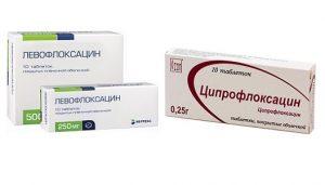 Для лечения простатита назначаются антибиотики