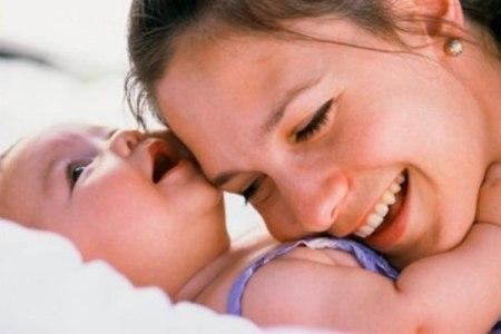 Выделение молока происходит даже при мысли о ребенке