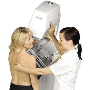 Маммография для обнаружения заболевания